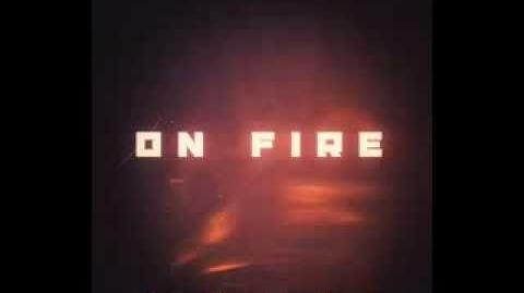 Catching Fire - 'On Fire' by Matt Hay (The Hunger Games Catching Fire unofficial soundtrack)