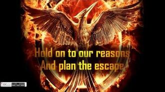 """""""Plan the Escape"""" - Bat for Lashes (with lyrics)"""