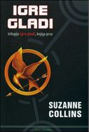 Hunger Games Croatia HB cover