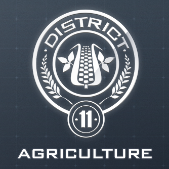 hunger games district 11 tributes