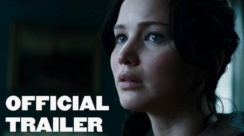 The Hunger Games Catching Fire - Official Trailer