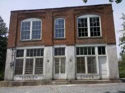 Peeta's house/bakery