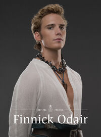 Finnick Capitol Couture