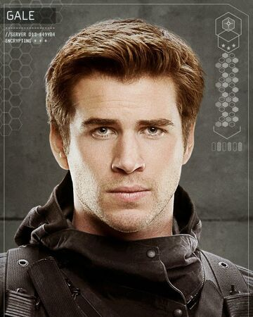 Gale Hawthorne The Hunger Games Wiki Fandom