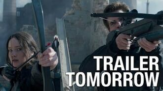 """The Hunger Games Mockingjay Part 1 – """"Tomorrow"""" Trailer Countdown"""