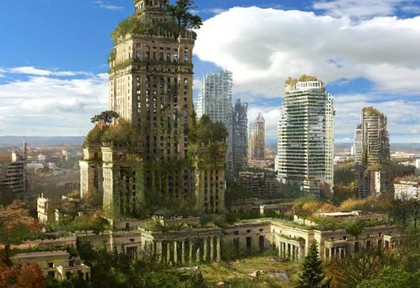Image result for vines skyscrapers