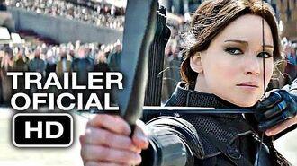 Los Juegos del Hambre Sinsajo Parte 2-Trailer Oficial en Español (HD) Jennifer Lawrence