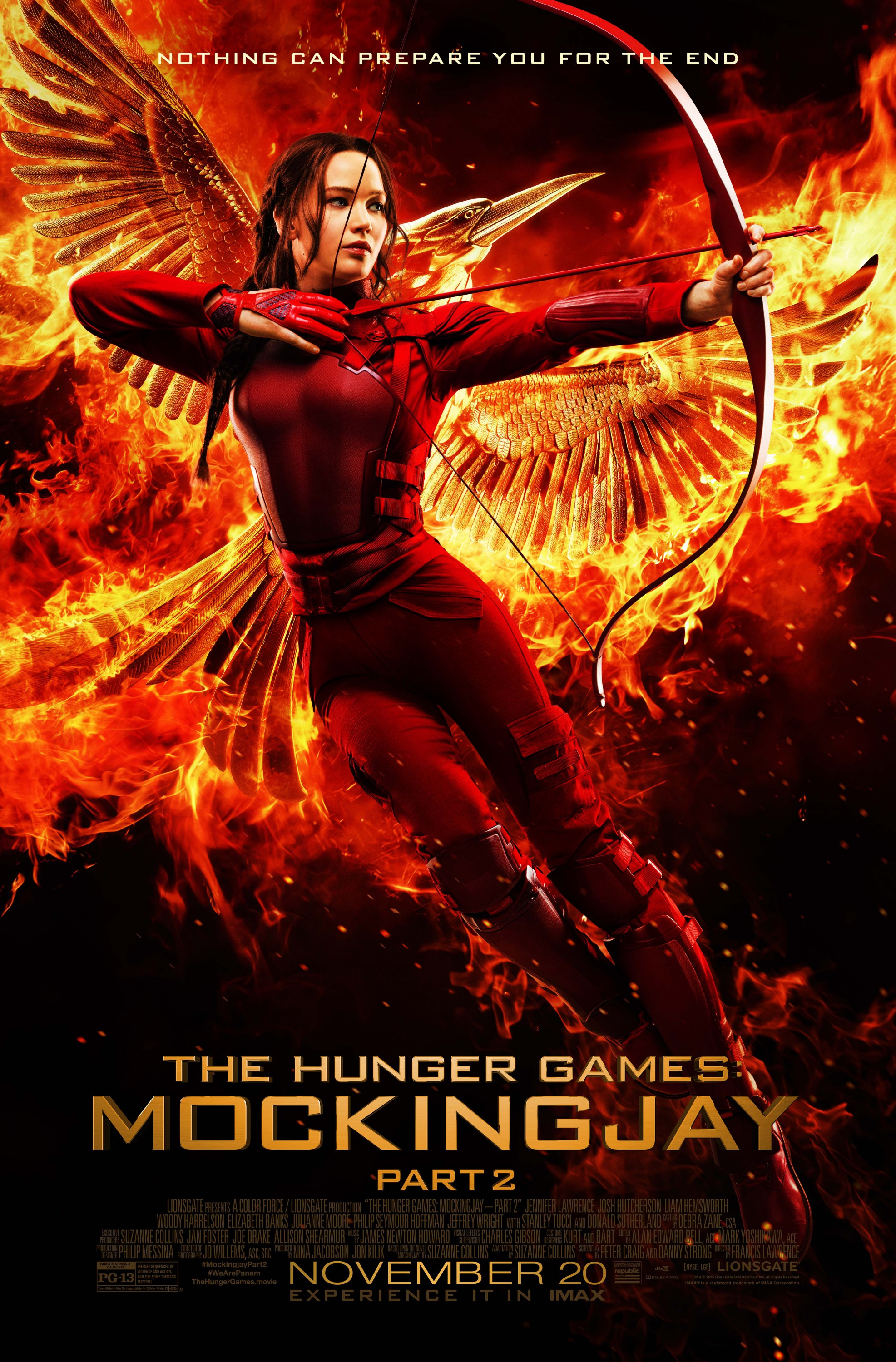The Hunger Games: Mockingjay - Part 2 | The Hunger Games ...