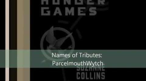 Video - Wattpad Hunger Games Fan Fiction Trailer (stealth rejected