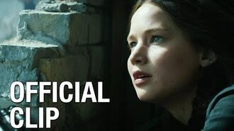 The Hunger Games Mockingjay Part 1 (Jennifer Lawrence) – Official Fourth Clip