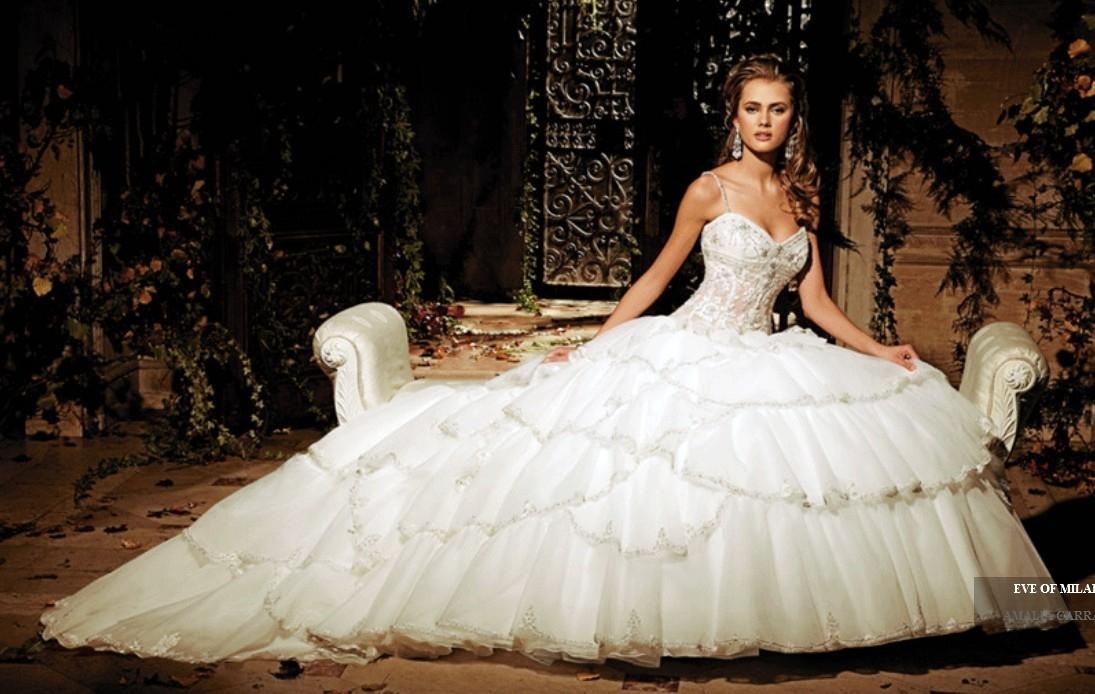 Image - 2012 celebrity ball gown wedding dress 9835 20111218191200 ...