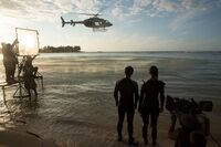 JenJosh Heli Catchingfire-bts