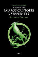 Ballad of Songbirds Spanish Edition