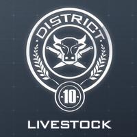 Sello del Distrito 10