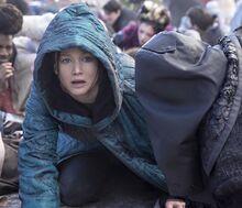 Katniss y gale capitolio