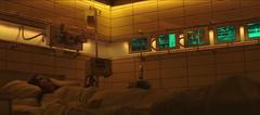 Katniss en el Hospital del Distrito 13