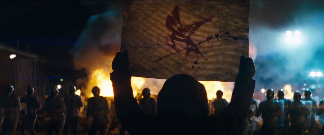 Uprising of District 8...