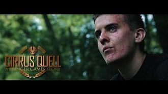Cirrus Quell - A Hunger Games Story - Episode 1 of 6