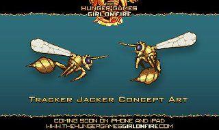 Tracker Jacker The Hunger Games Wiki Fandom