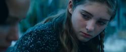 Prim habla con katniss