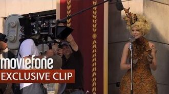 'The Hunger Games Catching Fire' Exclusive Blu-Ray Clip (2014) Jennifer Lawrence, Woody Harrelson
