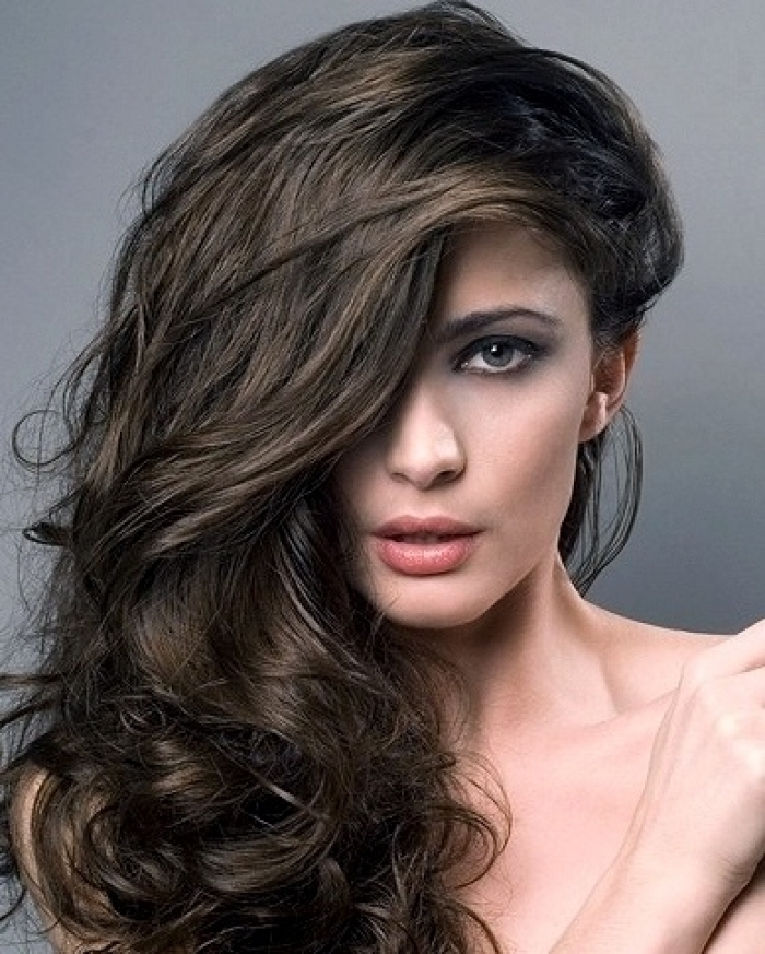 Dark Brown Hair Color Ideas 2016