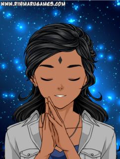 Priya Patel Anime