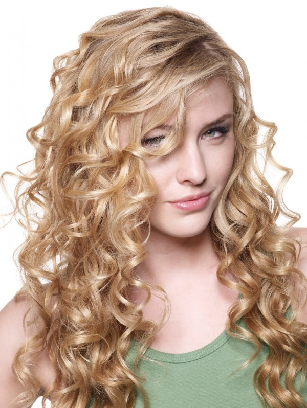 How To Style A Curly Hair Image  Howtostylecurlyhair2  The Hunger Games Role .