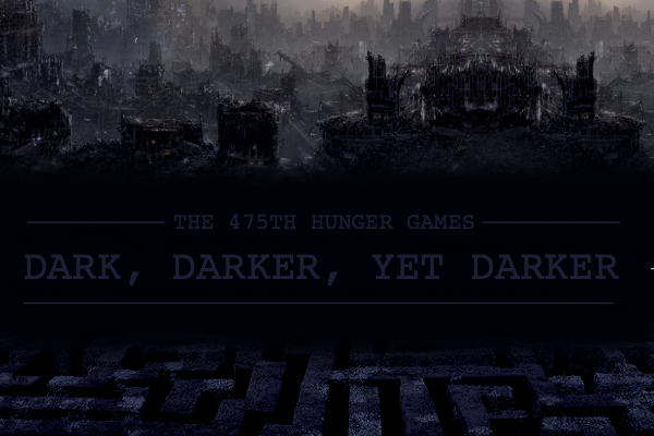 The 475th Hunger Games Banner