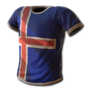 National shirt 10