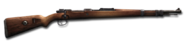 Bolt action rifle 8x57 K98k 1024