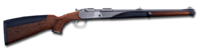 7mm magnum break action rifle 1024