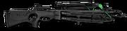 Reverse draw crossbow black