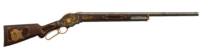10ga lever action shotgun royal