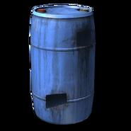 Large equipment bait barrel 256