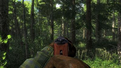 7mm magnum break action rifle screenshot 2