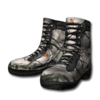 Basic boots camo winter forest 256