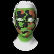 Equipment face paint 03