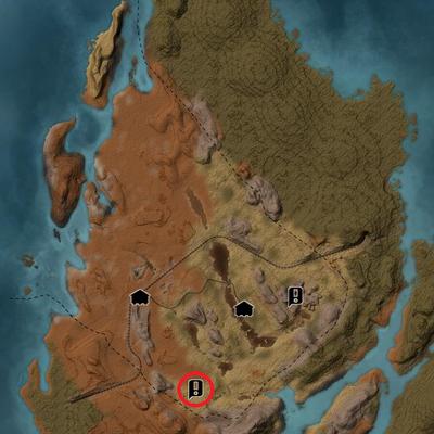BRR Karte SW