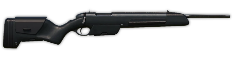 7mm-08 Scout Bolt Action Rifle Elite