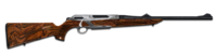Bolt action rifle 308 engraved