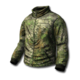 Basic jacket camo forest 256