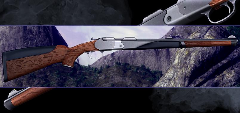 7mm magnum break action rifle release 1