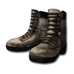 Basic boots khaki 01