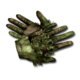 Ghillie gloves summer forest