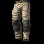 Basic pants khaki 01