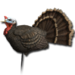 Decoy turkey male