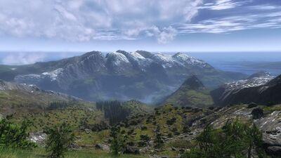 Südliche Berge