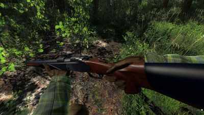 7mm magnum break action rifle screenshot 1