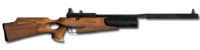 Air rifle 22